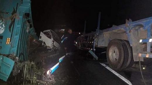 مصرع 4 أشخاص وإصابة اثنين آخرين.. حادثة سير خطيرة في نواحي مراكش