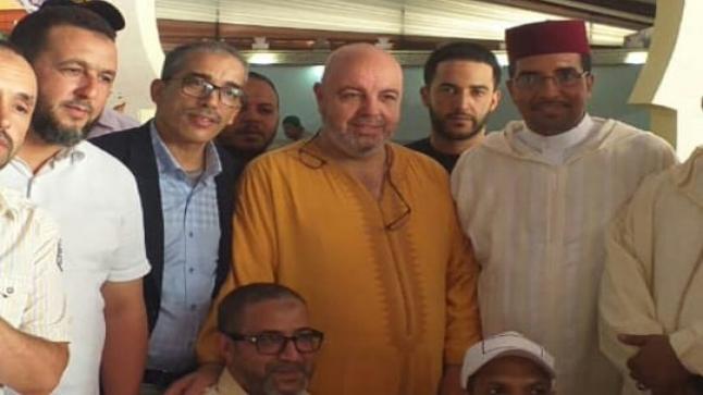 انتخاب اكركار ممثلا لحرفي الجبس بحهة سوس ماسة