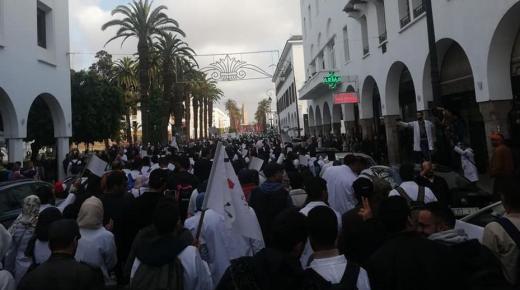 ثلاث نقابات تعليمية تعلن خوض إضراب وطني يوم 5 أبريل الجاري وتطالب بفتح الحوار