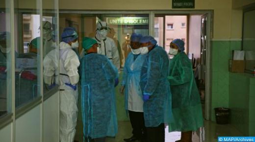 تطورات في الحالة الوبائية لبؤرة أيت ملول تسجيل 108 حالة اصابة