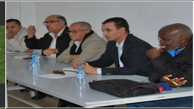 حكام عصبة سوس يرفعون شكاية الى لجنة التحكيم بسبب التوقيفات و انعدام التعيينات