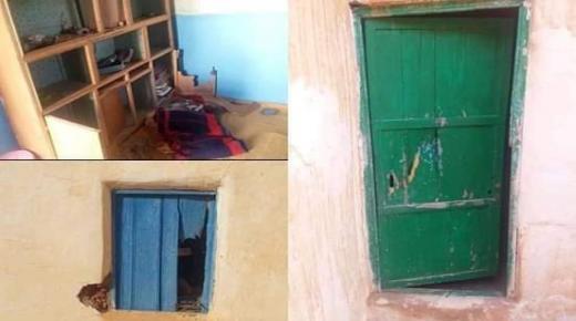 سرقة منزل يستنفر سلطات آيت ميلك