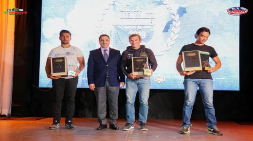 اختتام الدورة 14 لجوائز محمد السادس للجيت سكيباكاديرفي أجواء مثالية