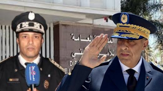 """ترقية الكومنضار """" عضاض """" إلى قائد أمن إقليمي"""