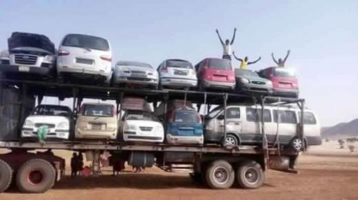 شبكة متخصصة في التهريب الدولي للسيارات تقع في شباك امن طنجة