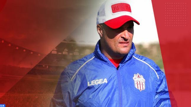 تعيين الإطار الوطني رضا حكم مدربا جديدا لحسنية أكادير