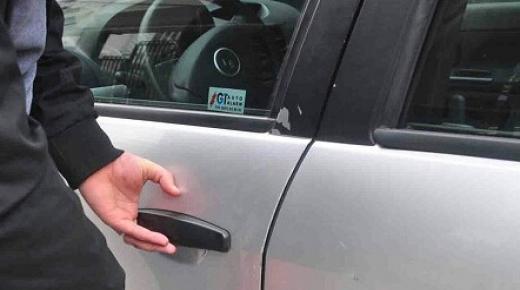 """سرقة سيارتين من نوع """" دي ماكس """" بآيت ملول"""