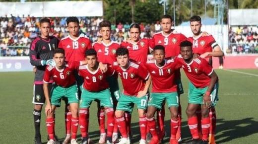 هائيات كأس إفريقيا للأمم للفتيان بتانزانيا: .. خروج المنتخب المغربي بعد هزيمته أمام نظيره الغيني