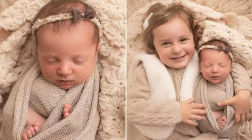 مولي.. طفلة مولودة من جنين مجمد منذ 27 عاماً