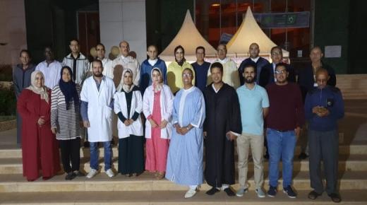 المكتب الجهوي للودادية الحسنية للقضاة ينظم حملة للتبرع بالدم باستئنافية اكادير