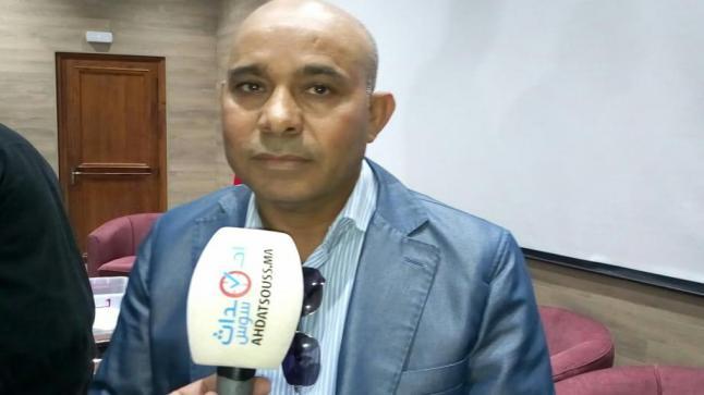 """انتخاب """" زاهر عبد كريم """" رئيسا للجمعية الجهوية لأرباب المطاعم السياحية بأكادير"""