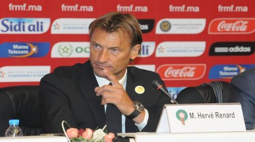 رونار يتهم وسائل إعلام مغربية بالتشويش على المنتخب الوطني