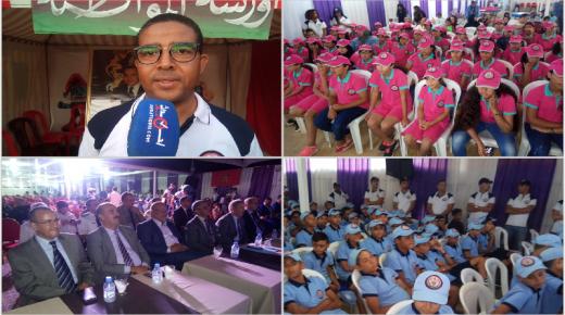 فيديو اختتام فعاليات المخيم الصيفي للأمن الوطني بأكادير