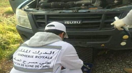 تفاصيل عملية العثور على سيارة بيكوب تعرضت للسرقة بمدينة أولاد تايمة