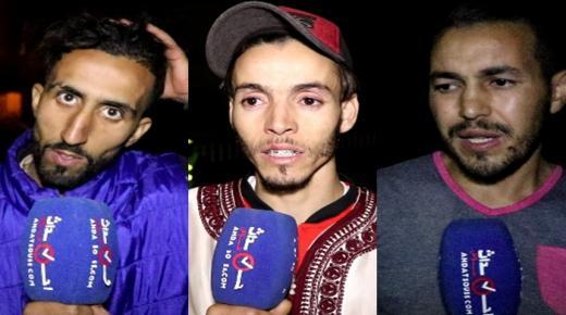 بالفيديو تفاصيل مثيرة من قلب دوار تيزيرت بتارودانت على لسان الناجين من الفاجعة