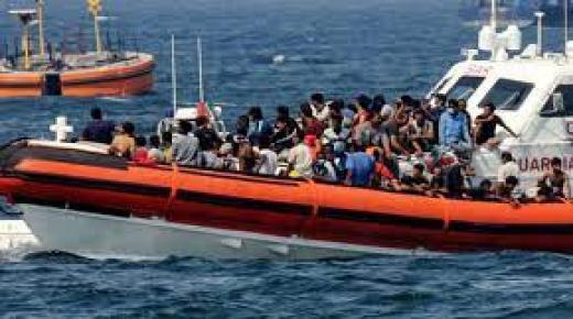 الهجرة غير الشرعية.. تنفيذ عمليتي مساعدة من قبل البحرية الملكية في نهاية الأسبوع