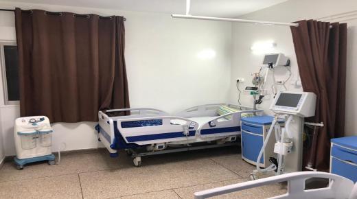 إنشاء مصلحة إنعاش إضافية بالمستشفى الجهوي الحسن الثاني بأكادير
