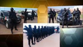بالفيديو، أسرة الأمن الوطني بولاية أمن أكادير تحتفل بذكرى 63 لتأسيس الأمن الوطني