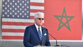 سفير الولايات المتحدة: افتتاح قنصلية أمريكية بالداخلة سيشجع مشاريع الاستثمار في المنطقة
