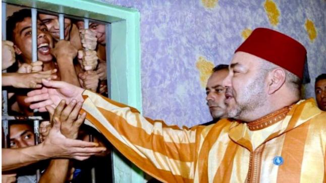 عفو ملكي عن 350 سجينا بمناسبة عيد الأضحى