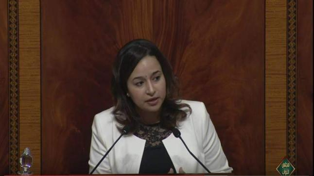 البرلمانية إبتسام عزاوي تدق ناقوس الخطر بخصوص الاطر الطبية المعرضة لكوفيد
