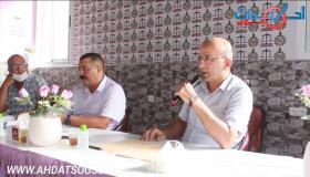 روبورطاج : حزب الاستقلال يستعرض حصيلة اسثمارة جودة الحياة في ندوة صحفية بأكادير