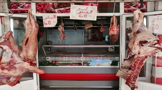 ايت ملول : مبادرة إنسانية من جزار بتخفيض أسعار لحوم البقر الى 60 درهما