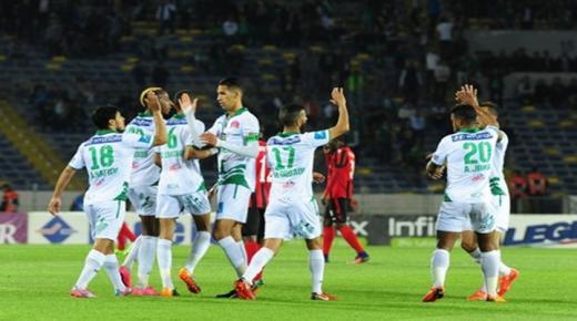 الرجاء الرياضي يحتج على تأجيل مباراته أمام اتحاد طنجة