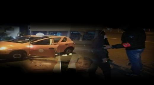 الشرطة السياحية توقف قاتل سائق طاكسي بأكادير