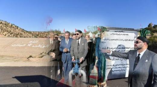 الصويرة تتعزز بمشروع سد مولاي عبد الرحمن الجديد