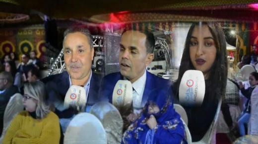 """فيديو : جمعية """" إغير ؤ كادير """" تحتفي بالسنة الأمازيغية بأورير"""