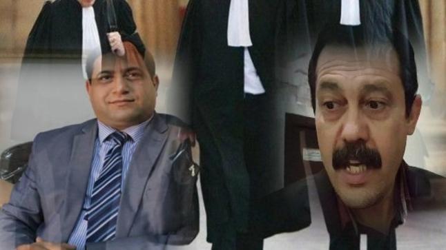 الدكتور الهيني في رسالة مؤثرة لزميله في مهنة المحاماة حبيب حاجي