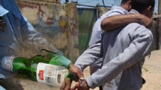 توقيف شخص للاشتباه في تورطه في قضية تتعلق بالاتجار الدولي بالمخدرات والمؤثرات العقلية