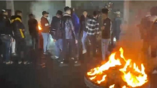 توقيف 26 شابا بمدينة الداخلة، والسبب فيديو كليب