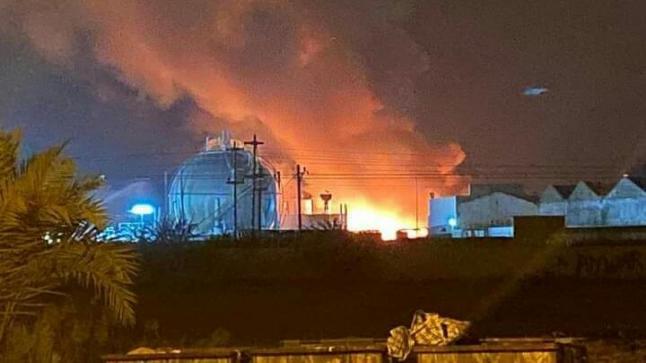 إنفجار بالمنطقة الصناعية يستنفر الأجهزة الأمنية