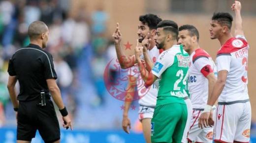 جامعة الكرة المغربية تحسم في الأندية التي ستمثل المغرب خارجيا