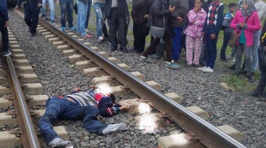 شاب عشريني يلقى مصرعه تحت عجلات القطار