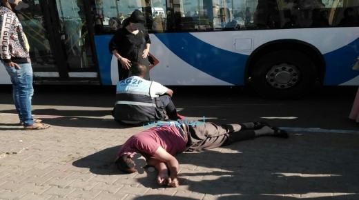 """أيت ملول : مراقب حافلات """" ألزا """" يرسل قاصرا لمستعجلات إنزكان."""