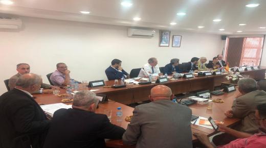إجتماع اللجنة المشتركة المغربية الإسبانية بخصوص النقل الدولي الطرقي للمسافرين ونقل البضائع