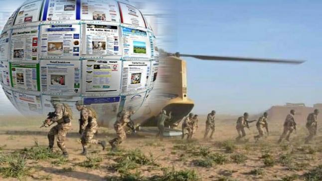صحفيو العالم يشيدون بتدخل الجيش المغربي بالكركارات
