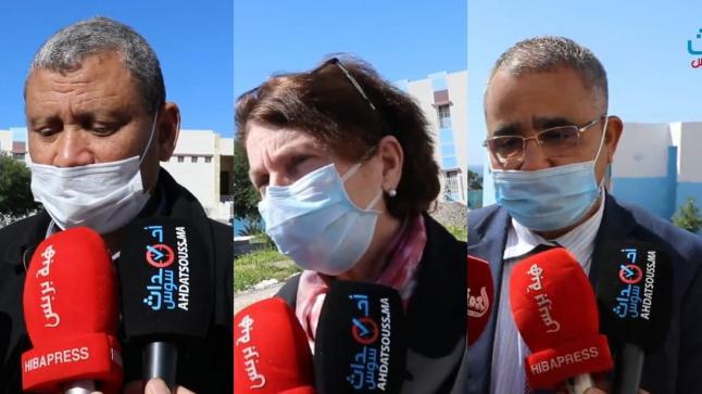 سفيرة اليونسيف بالمغرب تطلع على مجهودات أكاديمية سوس ماسة للرفع بالتعليم ومحاربة الهدر المدرسي