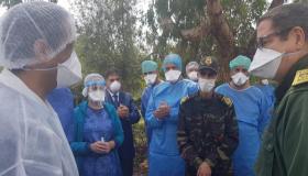 لجنة اليقظة تصدر بلاغا عن الحالة الوبائية بأكادير