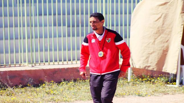 محمد رفيع ، مدرب ناجح يُبدع في ملاعب سوس.
