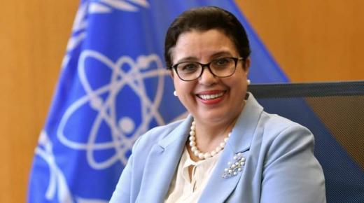 تكريم مغربية استطاعت الوصول لرئاسة مديرية العلوم بوكالة التطبيقات النووية