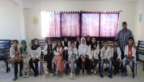 الثانوية الاعدادية جمال الدين الافغاني بانزكان تشرع في هيكلة النوادي التربوية بالمؤسسة .