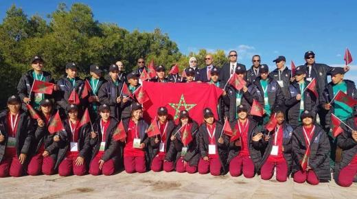 المغرب يتألق في الدورة 39 للعدو الريفي المدرسي المغاربي بإحرازه الرتبة الأولى.