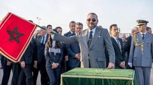 أيت ملول تستعد لاستقبال عاهل البلاد الملك محمد السادس