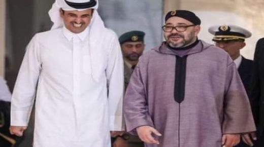 المغرب يدعم قطر لإنجاح تنظيم مونديال 2022.