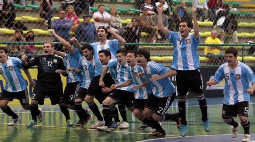 ما مصير مباراة منتخب الفوتسال أمام الأرجنتين بعد إلغائها بسبب كورونا؟