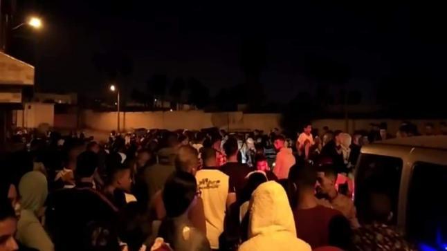 """إعتقال أشخاص أقاموا إحتفالات """" بوجلود """" رغم المنع"""
